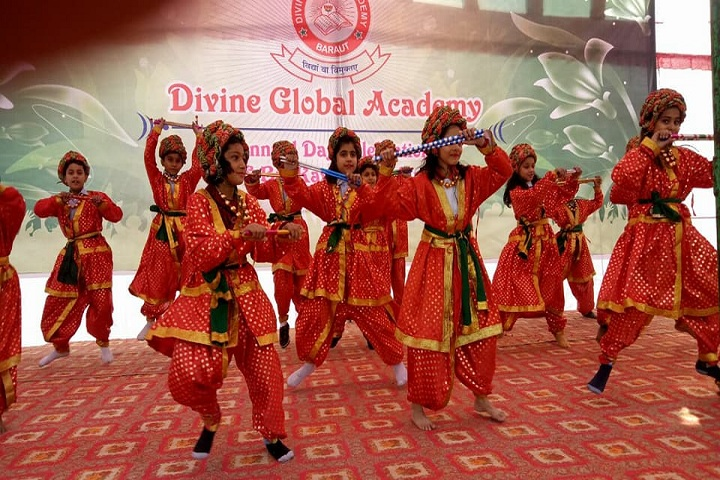 Divine Global Academy-Events programme