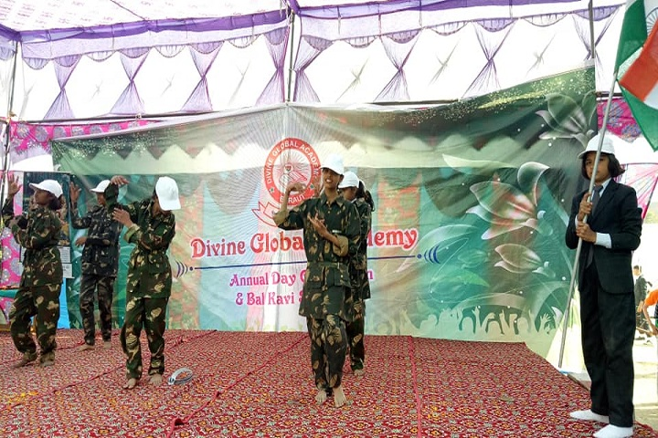 Divine Global Academy-republic day