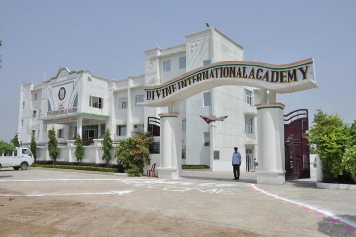 Divine International Academy-Campus View