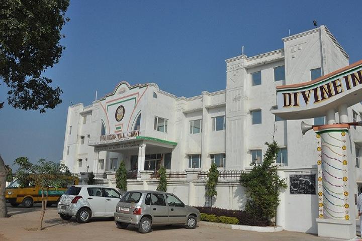 Divine International Academy-School Building