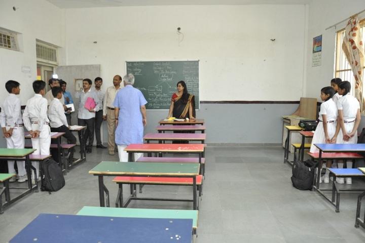 Divine International Academy-Classroom