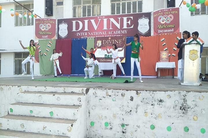 Divine International Academy-Event