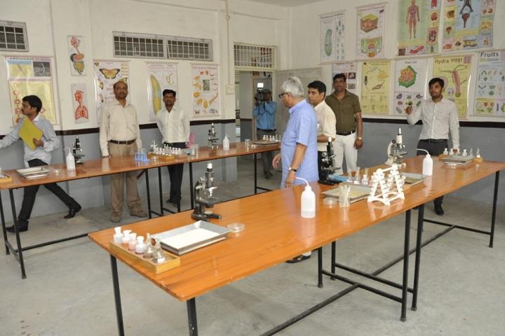 Divine International Academy-Biology Laboratory