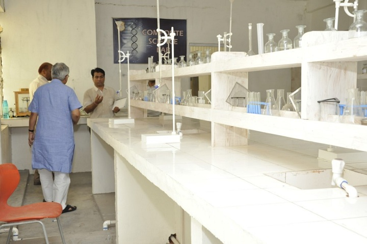 Divine International Academy-Chemistry Laboratory
