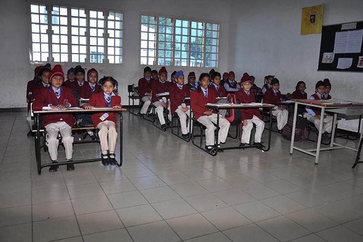 Divine International School-Classroom Junior