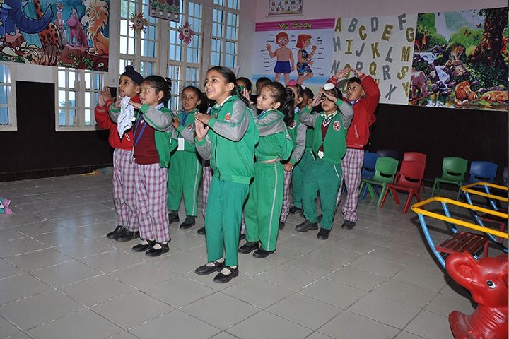 Divine International School-Activity