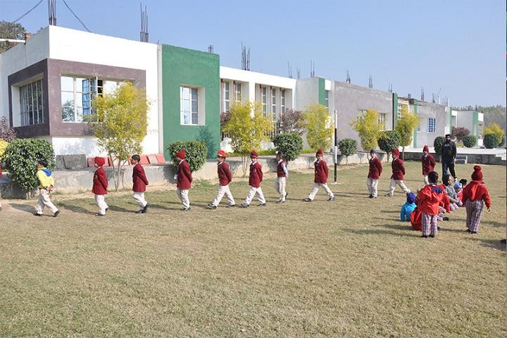 Divine International School-Playground