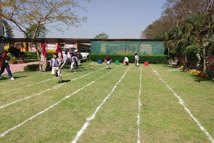 Divine International School-Sports Day