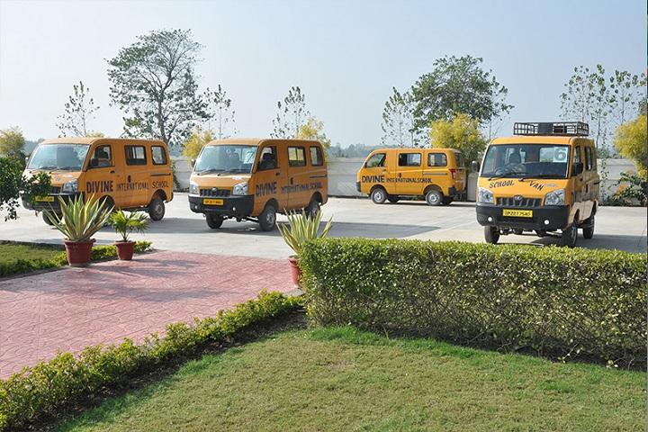 Divine International School-Transport