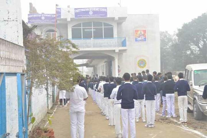Shanti Niketan Jublliee School-Assembly