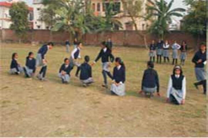 Shanti Niketan Jublliee School-Kho-Kho