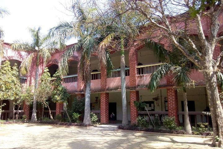 Divine Light Public Inter College-Campus-View front