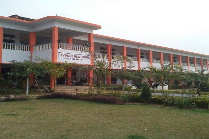 Divine Public School-Campus-View