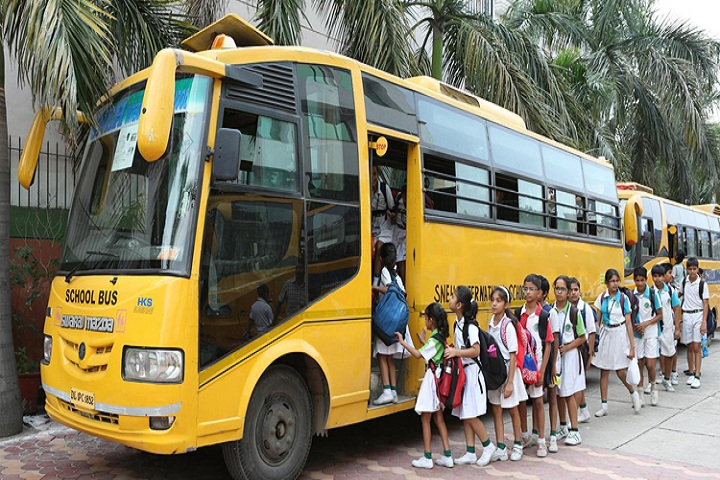 Divine Public School-Transport