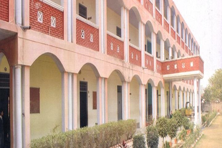 Divine Sainik School-Campus View
