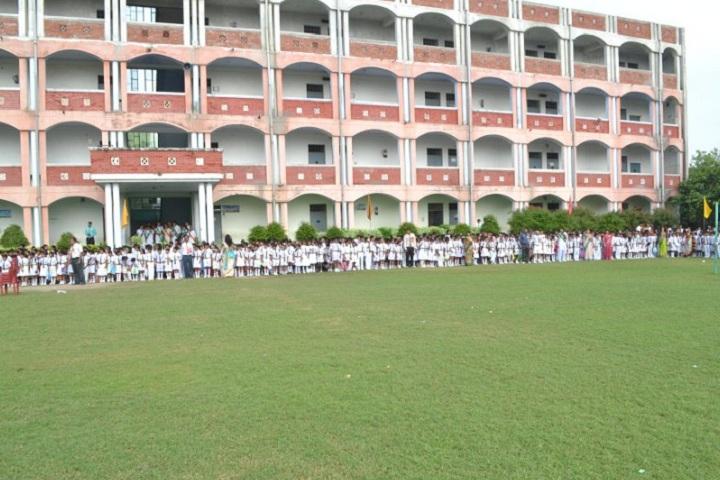 Divine Sainik School-Play Ground