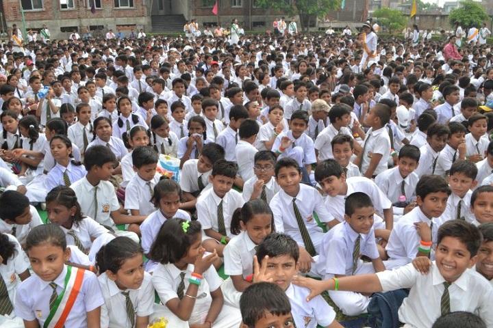 Divine Sainik School-Republic Day