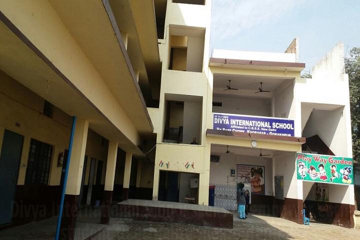 Divya International School-Campus
