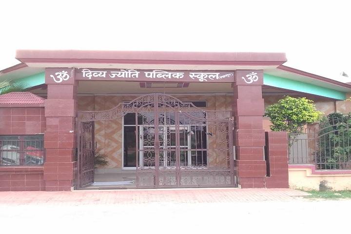 Divya Jyoti Public School-Campus View