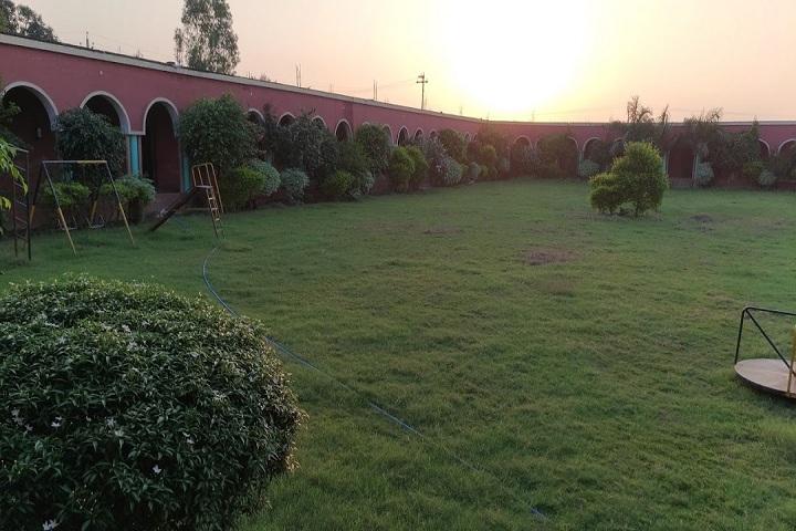 Divya Jyoti Public School-Play Area