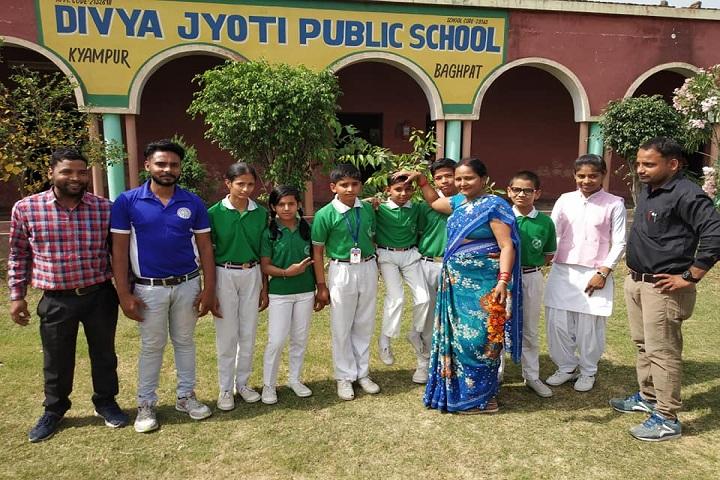 Divya Jyoti Public School-Achievement