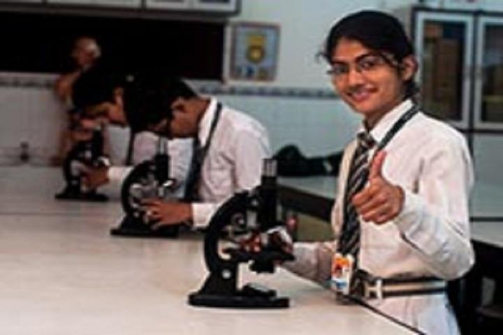 Divya Public School-Laboratory