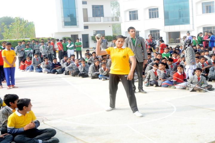 Divya Public School-Sports