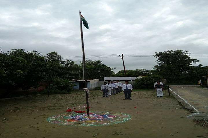 Divyajyoti Public School-Events republic day