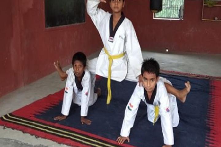Divyajyoti Public School-Others karatte