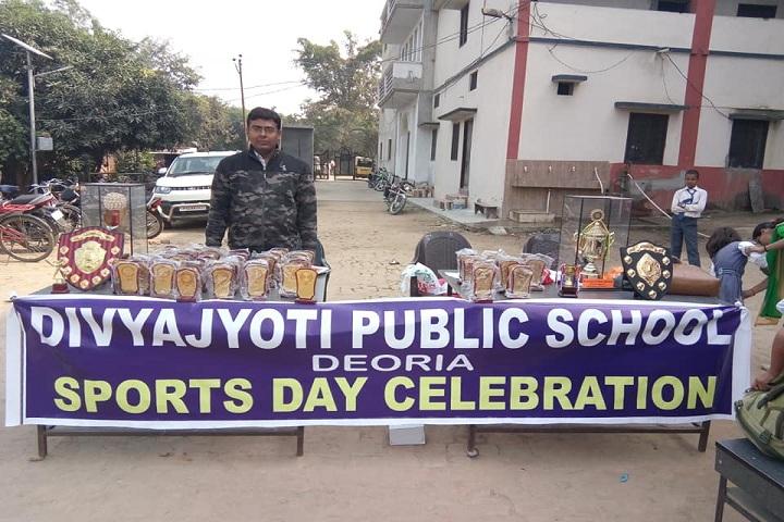 Divyajyoti Public School-Others sports day