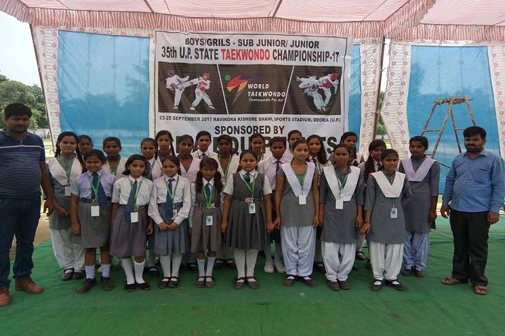 Divyajyoti Public School-Others taekwondo championship