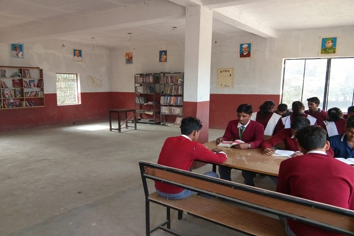Divyajyoti Public School-Library