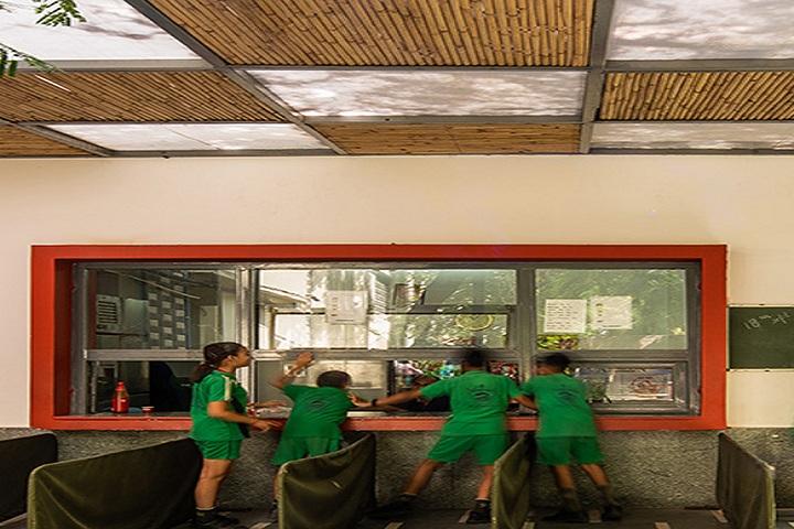 Dlf Public School-Cafeteria