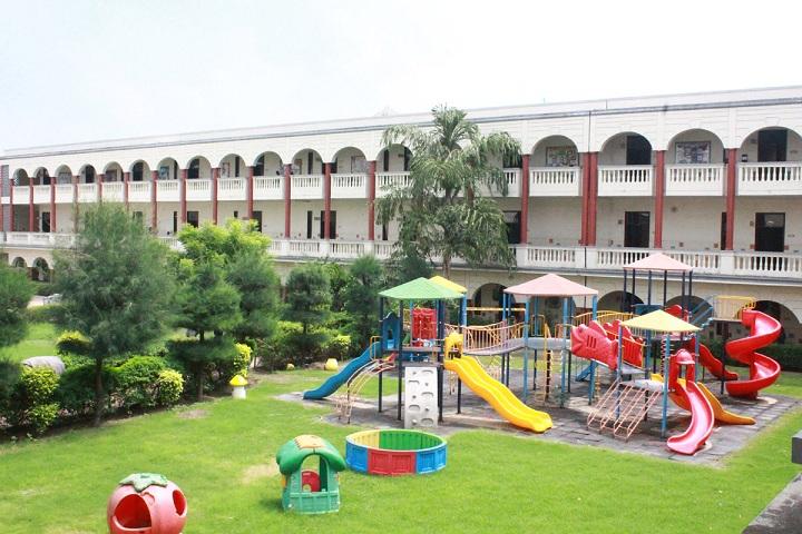 Dlf Public School-Campus-View