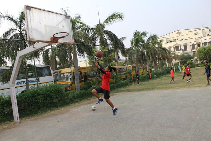 Dlf Public School-Sports basketball