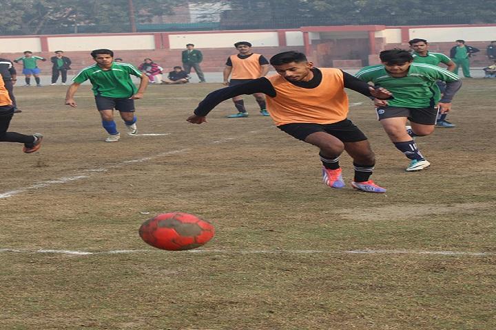 Dlf Public School-Sports football