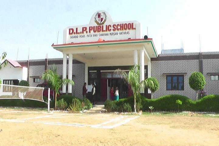 DLP Public School-Campus View