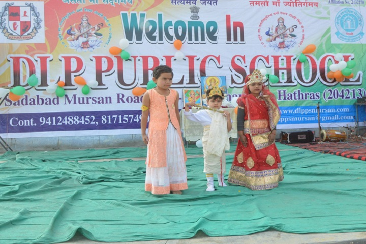 DLP Public School-Patriotic Day