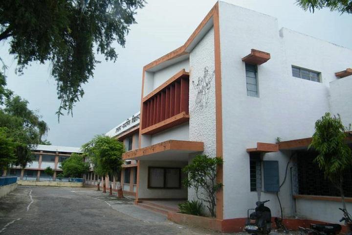 DLW Inter College-Campus View