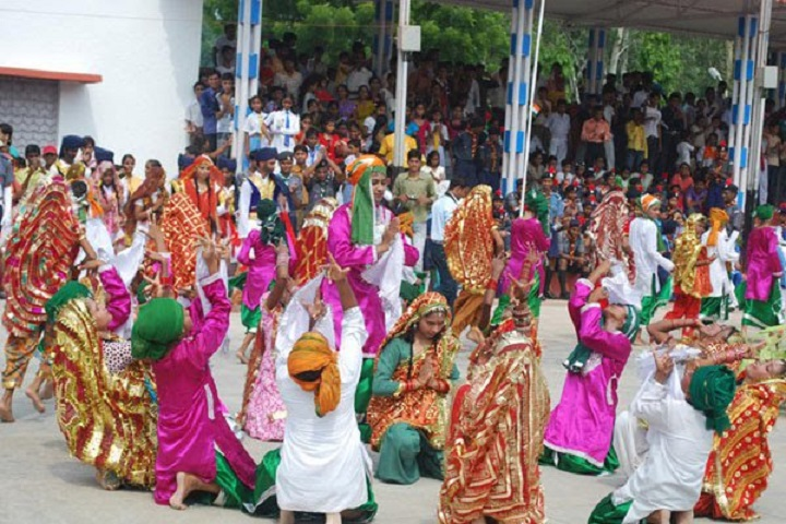 DLW Inter College-Festval Celebration