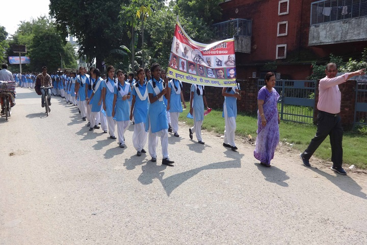 DLW Inter College-Rally
