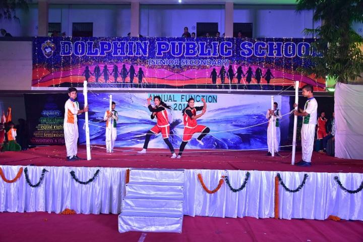 Dolphin Public School-Annual Function