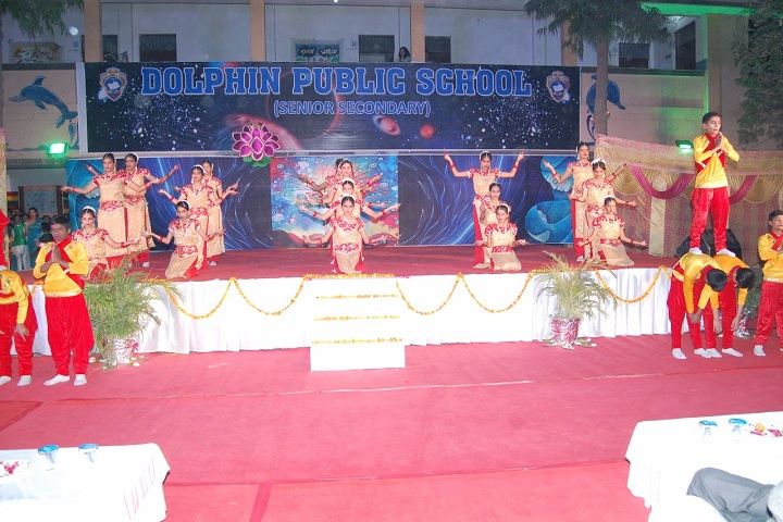 Dolphin Public School-Occassional Programme
