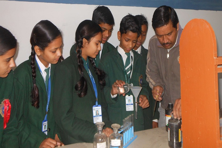 Dolphin Public School-Chemistry Laboratory