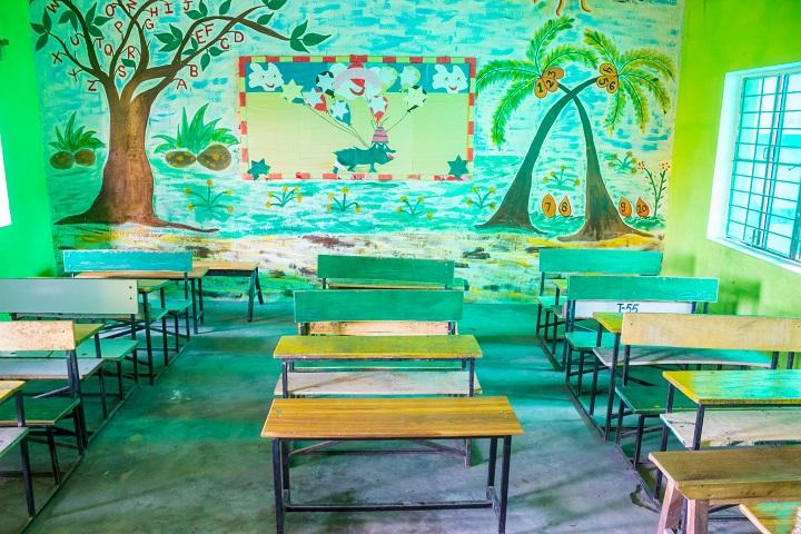 Dolphin Public School-Classroom