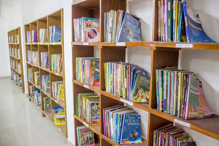 Dolphin Public School-Library