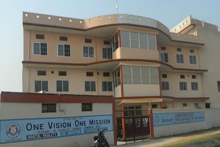 Don Bosco School-School Building