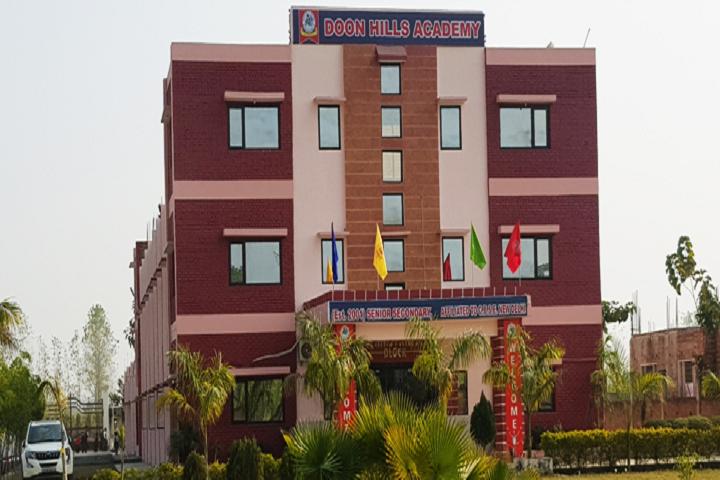 Doon Hills Academy-Campus View