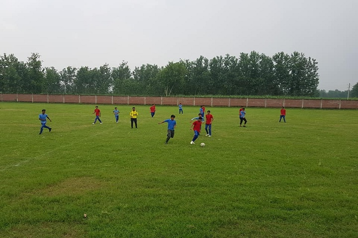 Doon Hills Academy-Play Area