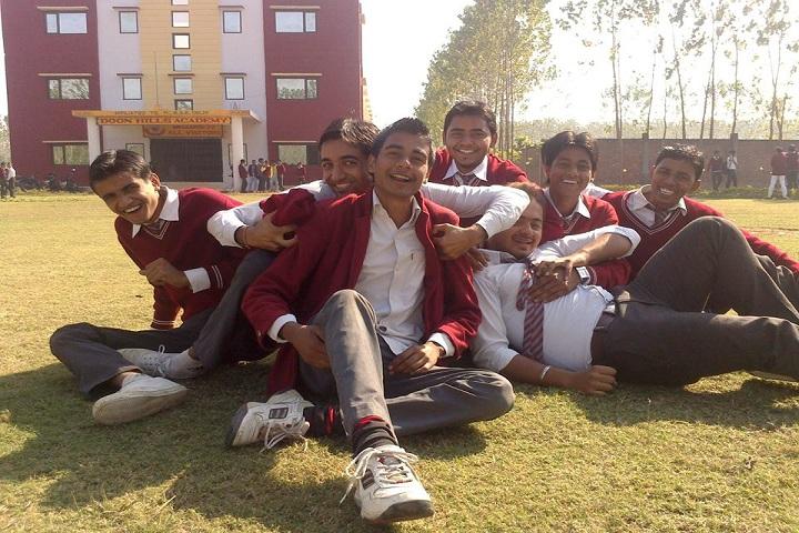 Doon Hills Academy-Students
